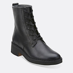 Womens Maru Mali Black Leather womens-view-all