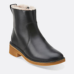 Maru May Black Leather womens-view-all