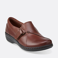 Evianna Ease Brown Smooth Leather womens-view-all