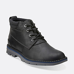 Varick Hill Black Leather