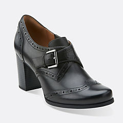 Ciera Tide Black Leather womens-view-all