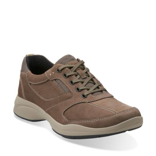 Wavekorey Fly Olive Nubuck mens-casual-shoes