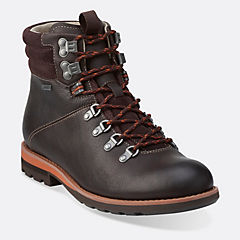 Padley Alp GTX Dark Brown Lea