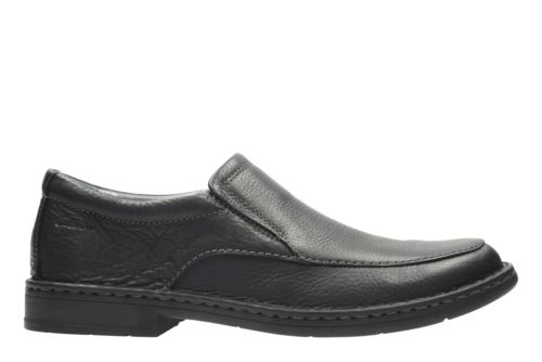 Kyros Free Black Tumbled Leather mens-view-all