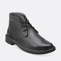 Kyros Limit Black Tumbled Leather mens-view-all