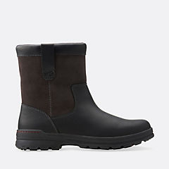 Ryerson Peak Black Tumbled Leather-WL mens-view-all