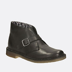 Stanhope Desert Black Leather womens-view-all