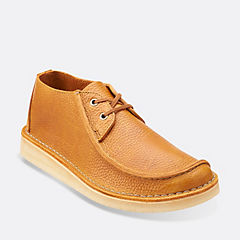 Seam Trek Tan Leather