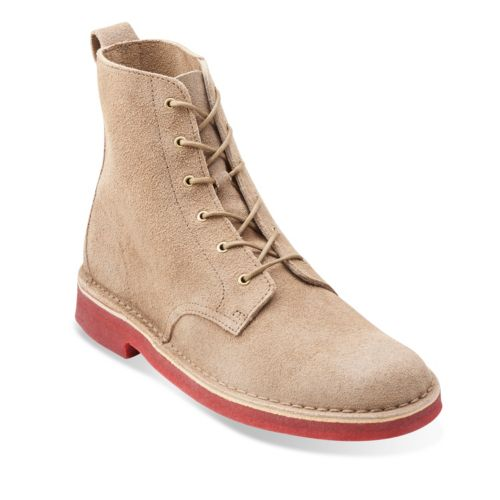 Desert Mali Taupe Distressed mens-view-all
