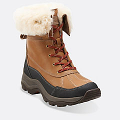 Arctic Venture Camel Leather WaterProof womens-view-all