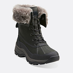 Arctic Venture Black Leather WaterProof womens-view-all