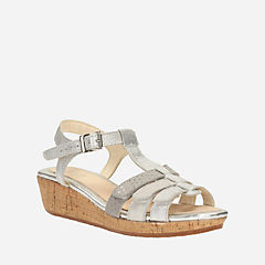 Harpy Jen Youth Silver Leather kids-view-all-shoes