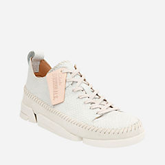 Trigenic Flex. Off White Snake Interest Lea originals-womens-trigenics