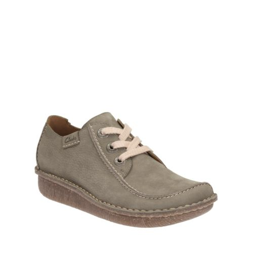 Funny Dream Sage Nubuck womens-casual-shoes