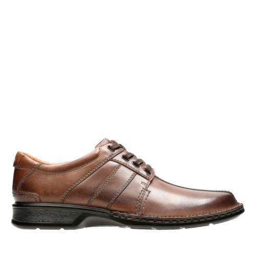 Touareg Vibe Brown Leather mens-oxfords-lace-ups