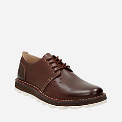 Darble Walk Chestnut Leather mens-dress-casual-shoes