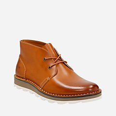 Darble Mid Cognac Leather mens-boots-view-all