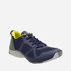 Wave Quantum Navy Blue Mesh mens-active
