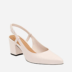 Pravana Claire Nude Pink Leather womens-heels