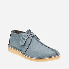 Desert Trek Blue/Grey originals-mens-shoes