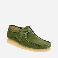 Wallabee Leaf mens-wallabees