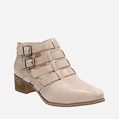 Marlina Ramble Sand Leather womens-boots