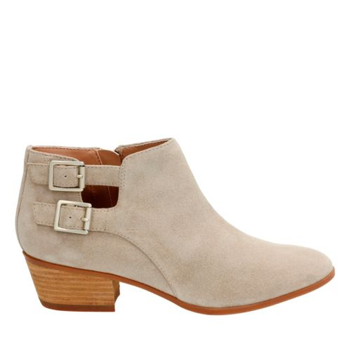 Spye Astro Sand Suede womens-ankle-boots