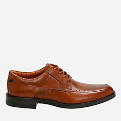 Unbizley View Tan Leather mens-dress-casual-shoes