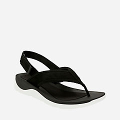 Caval Kora Black Nubuck womens-sandals-sport