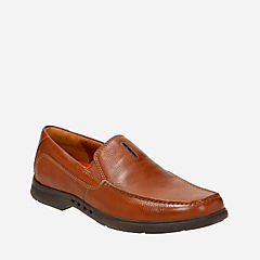 Uneasley Twin Tan Leather mens-dress-casual-shoes