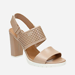 Pastina Malory Sand Leather womens-sandals