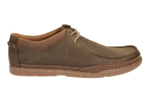 Trapell Pace Dark Brown Lea mens-casual-shoes