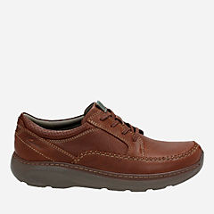 Charton Vibe Brown Leather mens-casual-shoes