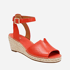 Petrina Selma Grenadine Leather womens-sandals