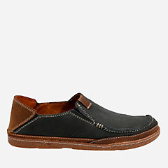 Trapell Form Navy Nubuck mens-casual-shoes