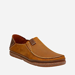 Trapell Form Tan Leather mens-casual-shoes