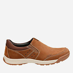 Wavescree Step Dark Brown Nubuck mens-walking-shoes