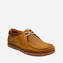 Trapell Pace Tan Leather mens-casual-shoes
