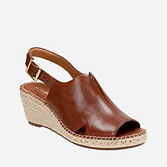 Petrina Mera Nutmeg Leather womens-sandals