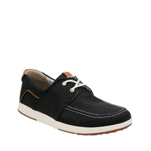 Norwin Go Black Synthetic mens-casual-shoes