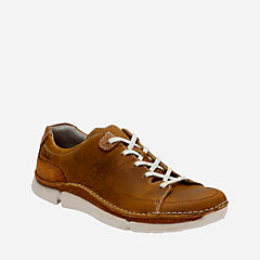 Trikeyon Mix Tan Leather mens-casual-shoes