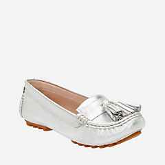 Evesham Rhythm Silver Metallic womens-casual-shoes
