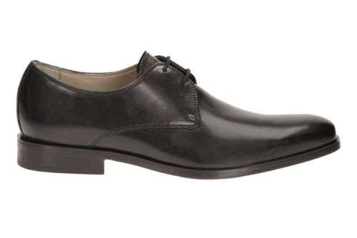 Amieson Walk Black Leather mens-dress-shoes