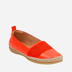 Reeney Helen Grenadine Leather womens-casual-shoes
