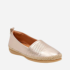 Reeney Helen Gold Leather womens-casual-shoes