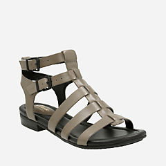 Viveca Myth Sage Leather womens-sandals