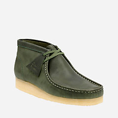 Wallabee Boot Leaf originals-mens-boots