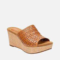 Caslynn Dylan Tan Leather womens-sandals