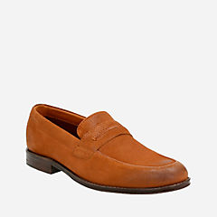 Hawkley Free Tobacco Suede mens-view-all