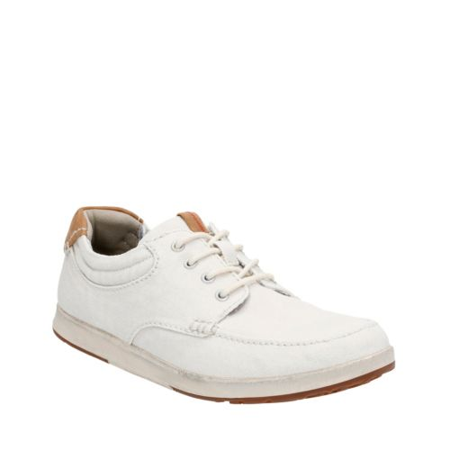 Norwin Vibe Off White Canvas mens-casual-shoes